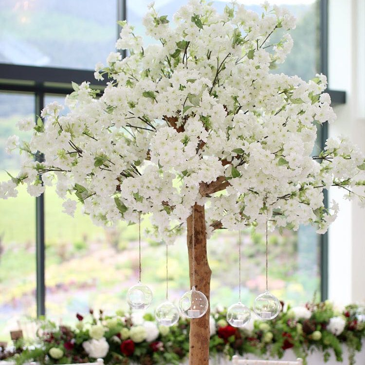 white blossom tree hire in london and essex